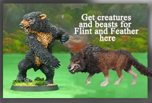 Click here to get Flint and Feather beasties