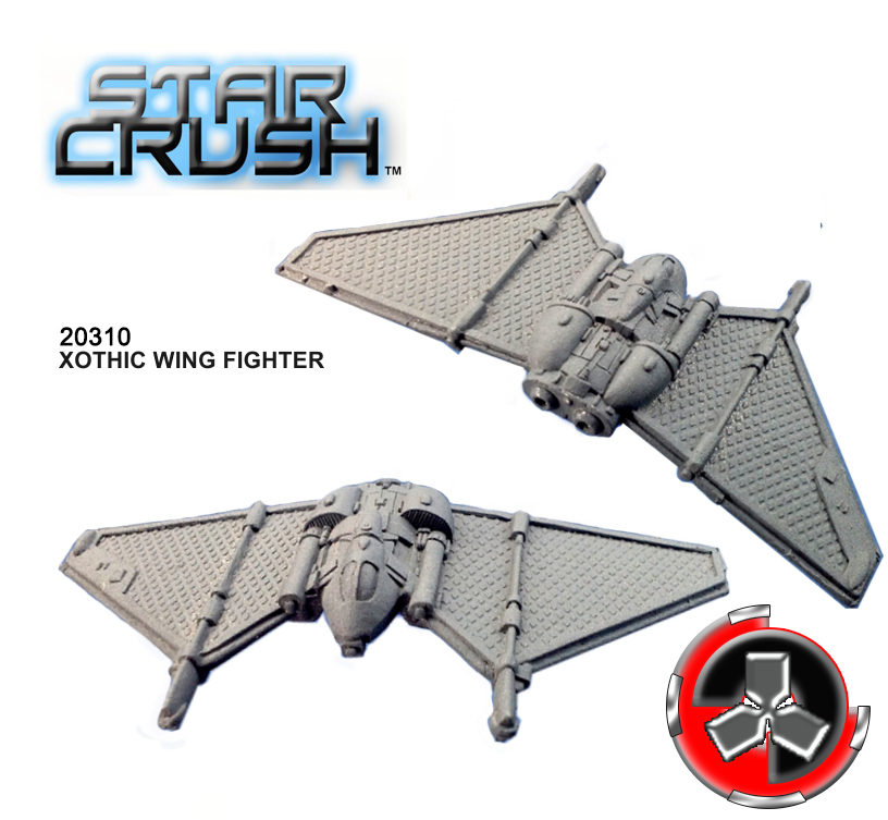 20310 Xothic Fighter Miniature $10.00