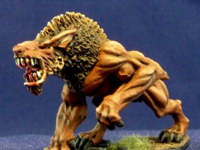 02817 Reaper Miniatures Large Hound