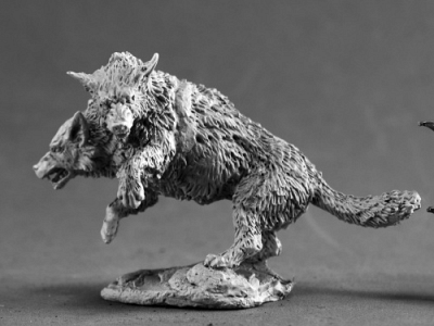 03695 Reaper Miniatures Death Dog