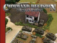TB0102 Command Decision - Test of Battle $30.00